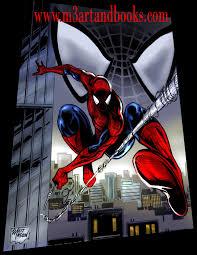 Spiderman Behind Desk Meme by Spiderman Oc Original Illustration Artist Matthew Mason What Do