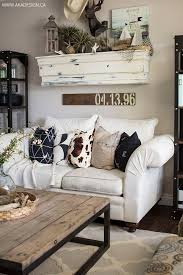 29 Rustic Style Living Room Ideas Country