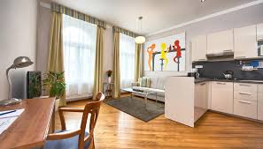 100 Square One Apartments Residence Masna Prague City