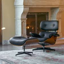 Omari Swivel Lounge Chair And Ottoman Vitra Lounge Chair Ottoman Santos Palisander Nero Alinium Polished Sides Black Vintage Black Leather Ekornes Strless Chairs Ottomans A Pair Eames Version Charles And Ray Designer Lounge Chair With Ottoman In Details About Style 100 Pu Rosewood Replica Italian Walnut Frame Bully By Zuo Modern And In Oak Plywood
