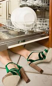 Kitchen Sink Drama Features by Washing Machine Dishwasher And Boiler All On The Blink Now