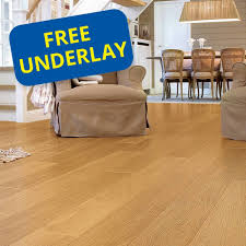Uniclic Laminate Flooring Uk by Quick Step Perspective Uf896 Natural Varnished Oak Laminate Flooring