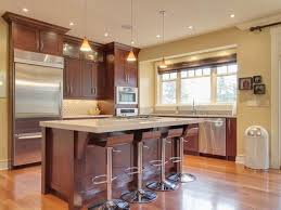 Cherry Kitchen Cabinets Wall Color Fresh Dark Cherry Kitchen