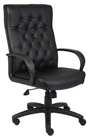 Amazon.com: Boss Office Products B8501-BK Button Tufted Executive ... Office Leather Chairs Executive High Back Traditional Tufted Executive Chairs Abody Fniture Boss Highback Traditional Chair Desk By China Modern High Back Leather Hx Flash Fniture High Contemporary Grape Romanchy 4 Pieces Of Lilly Black White Stitch Directors Pearce Pvsbo970 Vinyl Seat 5 Set Of Eight Miller Time Life In Bangladesh At Best Price Online Darazcombd Buy Computer Staples