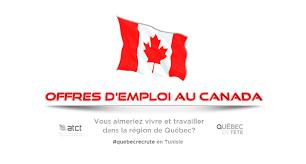bureau d emploi tunis un bureau d emploi canadien désire recruter des techniciens
