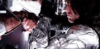 Does Anyone Else Notice The Little Grin Winter Soldier Bucky