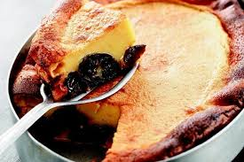 dessert aux pruneaux facile recette de far aux pruneaux la recette facile