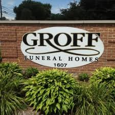Groff Funeral Homes & Crematory Funeral Services & Cemeteries