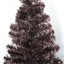 3ft Christmas Tree Uk by Artificial Tinsel Christmas Tree