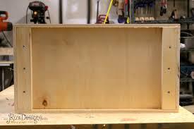 craftaholics anonymous diy toy box with herringbone design