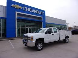 CHEVROLET Utility Truck - Service Trucks For Sale