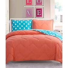 Anthology Bungalow Bedding by Anthology Bungalow Reversible Comforter Set In Coral Liked On