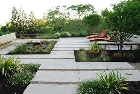 Impressive Contemporary Garden Design Designing A With Warmth