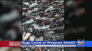 100 Holmby ATF Busts Massive Cache Of More Than 1000 Rifles Firearms At