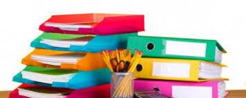 materiel bureau fournitures de bureau à usage quotidien