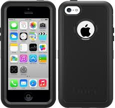 OTTERBOX APPLE IPHONE 5C BLACK DEFENDER COVER 77 Cases