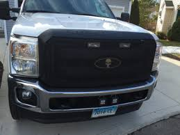 Cold Weather Grill Cover 2015 Super Duty - Diesel Forum ... 62018 Chevy Silverado 1500 Chrome Mesh Grille Grill Insert Blacked Out 2017 Ford F150 With Grille Guard Topperking File_0022jpg88384731087985257 Grill Options Raptor Style Page 91 Forum Trd Pro Facelift For A 2014 1d6 Silver Sky Metallic Sr5 Off American Roll Cover Truck Covers Usa Gear Christiansburg Va Bk Accsories Winter Cover Capstonnau Inlad Van Company