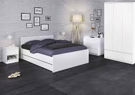 naia schlafzimmer komplettset weiß hochglanz günstig möbel küchen büromöbel kaufen froschkönig24