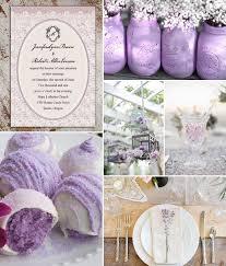 Vintage Light Purple Wedding Ideas And Invitations 2014