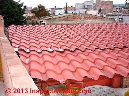 duralita type clay tile roofing substitute gogorron san luis