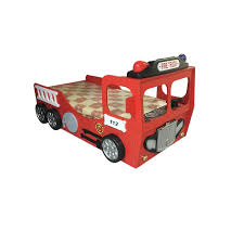 Plastiko Fire Truck Toddler Car Bed | Wayfair Red Fire Engine Bed With Led Lights Majestic Furnishings Truck Woodworking Plan By Plans4wood Kidkraft Toddler Wayfaircouk Mtbnjcom Freddy Single Amart Fniture Truck Bed Step 2 Little Tikes Toddler Itructions Inspiration Amazoncom Delta Children Wood Nick Jr Paw Patrol Baby Fresh Step Pagesluthiercom Cheap Set Find Deals On Line At 460330 Bunk Beds Seatnsleep Coolest Ever Firefighter In Florida Builds Replica Fire