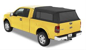 100 35 Ford Truck Bestop 76305 Soft Top Supertop Bed Cover Canvas Black