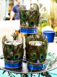Appealing Peacock Wedding Table Decorations 80 Wedding Table