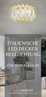 braga led deckenleuchte geo pl60 beleuchtung wohnzimmer