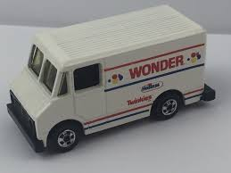100 Wonder Bread Truck Hot Wheels Hostess Twinkies Vintage 1976