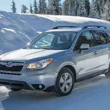2016 Subaru Forester Wins With Price Capability Durability