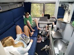 100 amtrak superliner bedroom the empire builder my top