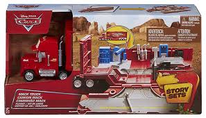 Disney/Pixar Cars Mack Truck And Transporter: Amazon.com.au: Toys ... Disneypixar Cars Mack Hauler Walmartcom Amazoncom Bruder Granite Liebherr Crane Truck Toys Games Disney For Children Kids Pixar Car 3 Diecast Vehicle 02812 Commercial Mack Garbage Castle The With Backhoe Loader Hammacher Schlemmer Buy Lego Technic Anthem Building Blocks Assembly Fire Engine With Water Pump Dan The Fan Playset 2 2pcs Lightning Mcqueen City Cstruction And Transporter Azoncomau Granite Dump Truck Shop