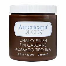 Americana Decor Chalky Finish Paint Lace by Americana Decor Chalky Finish Ultra Matte Paint By Decoart