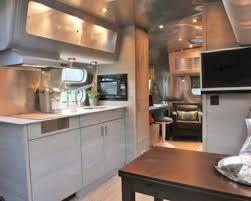 Contemporary Interior Modern RV