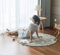 de juan runder teppich schlafzimmer nordisch
