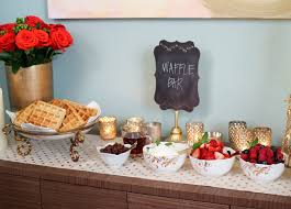How To Create A Waffle Bar - YouTube How To Throw A Waffle Party Wholefully Protein Bar Bar Waffles And Waffles A Very Merry Holiday Citrus Punch Recipe Make Waffle Sweetphi Cake Mix Plus Planning Tips Mom Loves Baking The Best Toppings From Savory Sweet Taste Of Home Eggo Truckinspired Pbj Styleanthropy 6 The Best Toppings Recipe Food To Love Bridal Shower With Chinet Cut Crystal Giveaway Hvala Matcha Softserveice Blended Latte Frappe At Southern Gentleman Baby