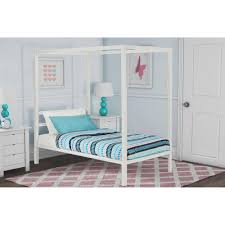 Canopy Bed Curtains Walmart by Hillsdale Furniture Chatham Upholstered Canopy Bed Walmart Com