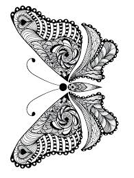 Full Image For Printable Coloring Pictures Butterflies Free Pages Flowers And