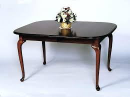 Queen Ann Dining Tables Oval Room Table Antique Anne