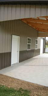 Pole Barn Metal Roofing and Siding