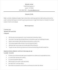 Format For College Resume Samples High School Senior Template Word