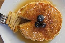 rezept für die besten glutenfreien pancakes ein