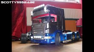 100 Rc Semi Trucks And Trailers Youtube