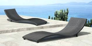 Pool Lounge Chairs Deck Loungers Great Garden Outdoor Chaise Lounges Patio