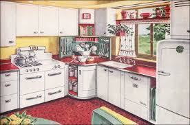 Fresh Ideas 1940 Kitchen Design 1000 Images About 1940s Kitchens On Pinterest Home