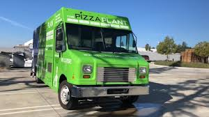 100 Green Pizza Truck The Plant 100 Organic Plant Based On Vimeo