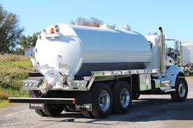 3600-Gallon Septic Truck - Pik Rite