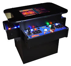 Mame Cabinet Plans 4 Player by Dream Arcades Multi Game Video Arcade Machines