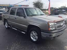 2003 Chevrolet Avalanche city FL Seth Lee Corp