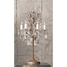 Glass Table Lamps For Bedroom by Chandeliers Design Wonderful Crystal Chandelier Table Lamp